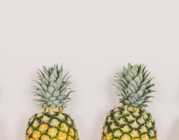 Photo of 4 Pineapples