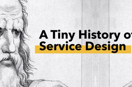A Tiny History of Service Design